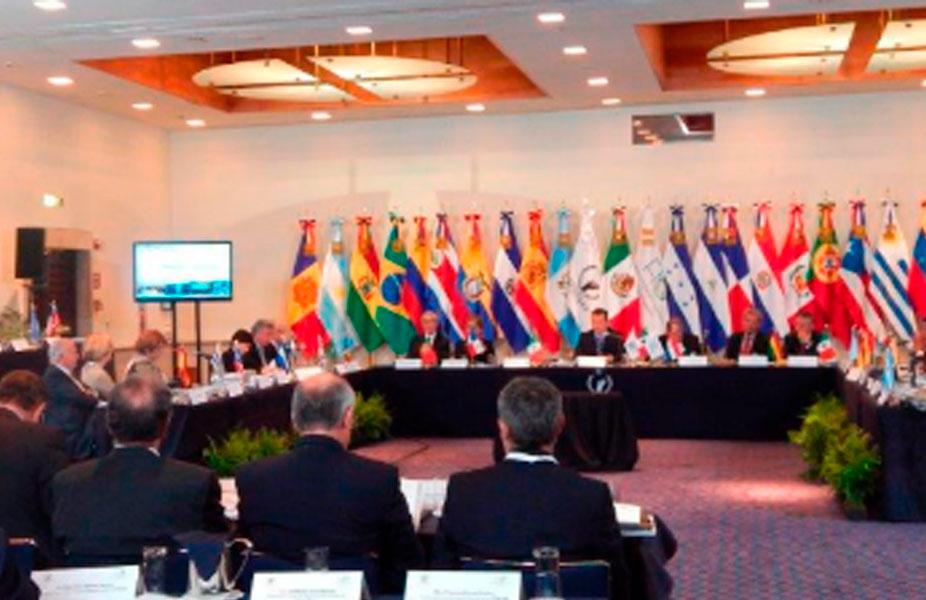Foto reunión de la FIO