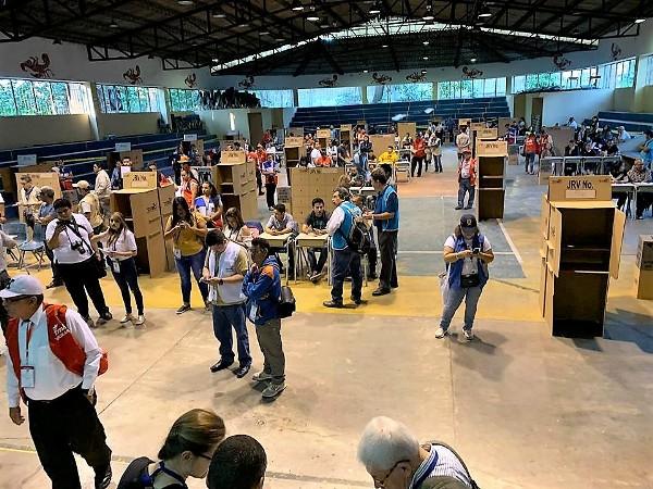 Observatorio de FIO en elecciones presidenciales de El Salvador