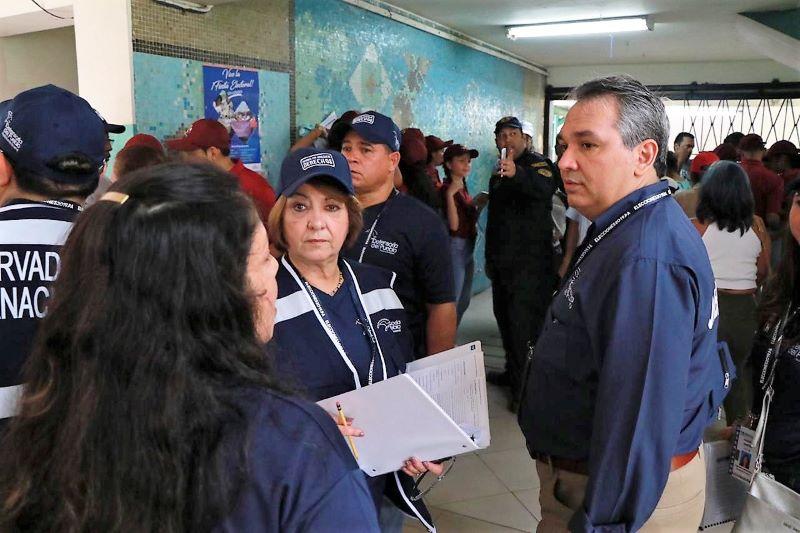 La FIO participa como observadora de las elecciones en Panamá