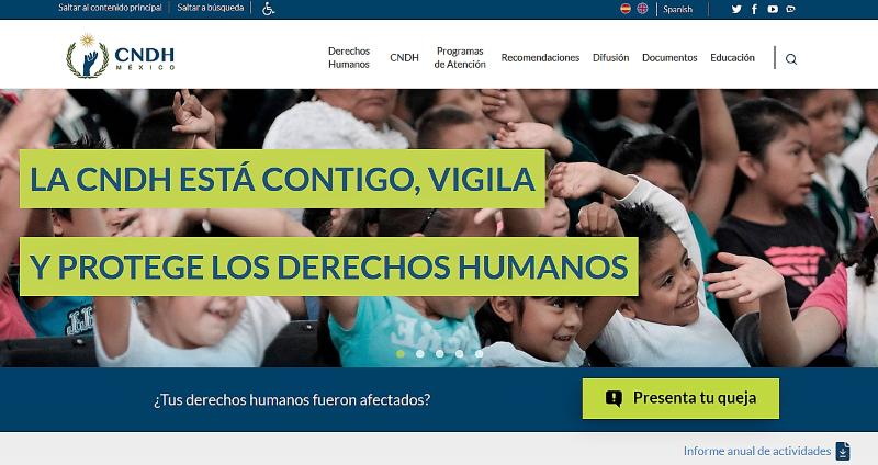 México: preocupación de FIO por descalificaciones del gobierno a la CNDH