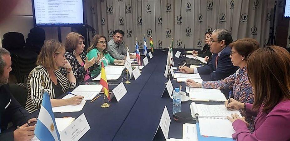 México: FIO prepara la cumbre 2019 de migración y trata