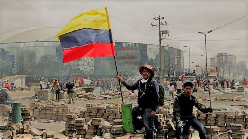 Preocupación de la FIO por la conmoción social en Ecuador
